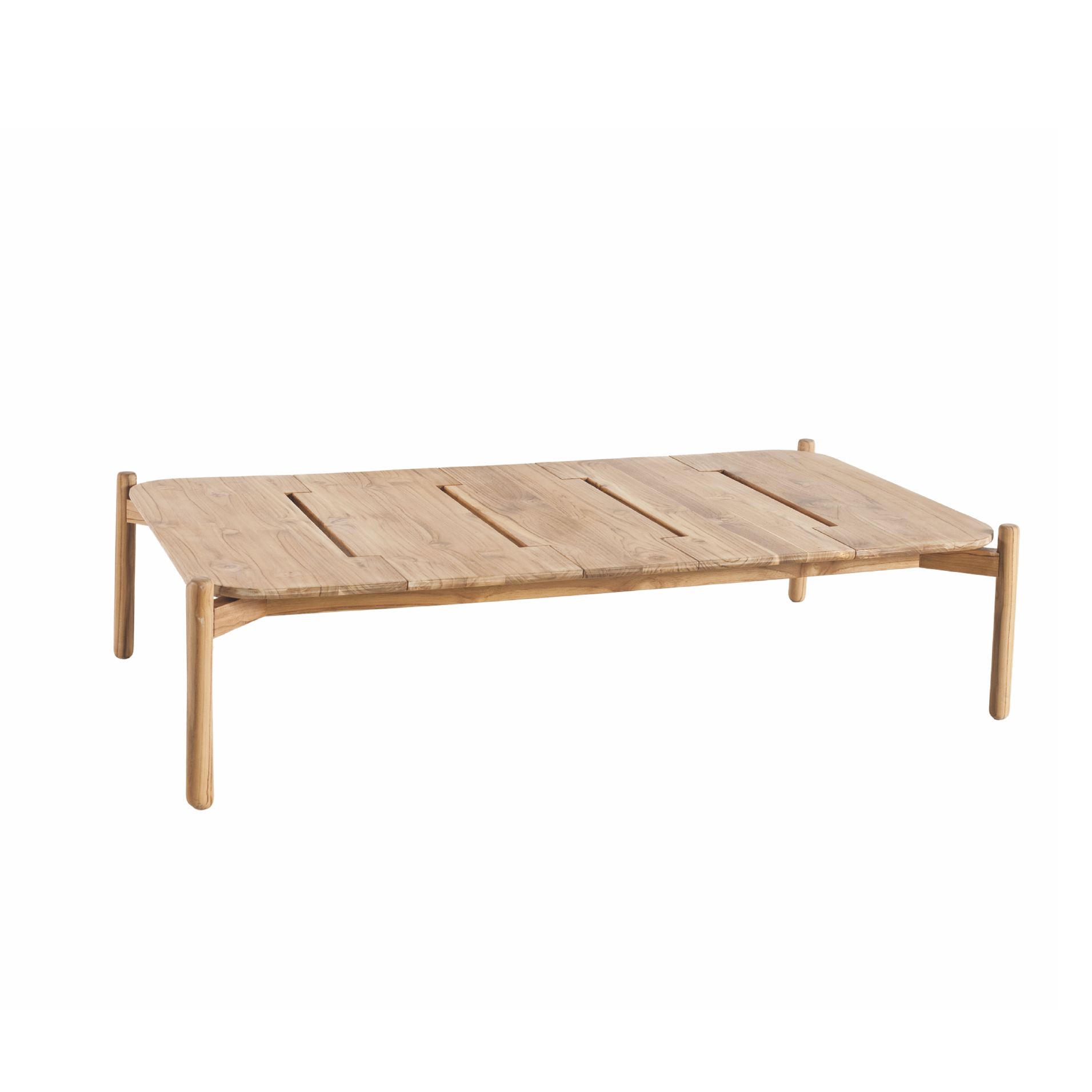 Point's  Hamp Rectangular Coffee Table by